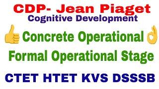 CDP- Jean Piaget