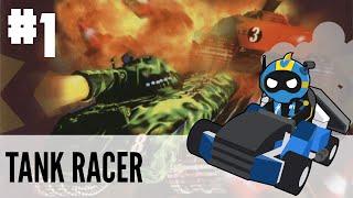 Tank Racer #1 (PC, 1998)