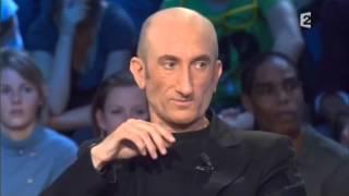 Jean-François Dérec - On n'est pas couché 25 octobre 2008 #ONPC