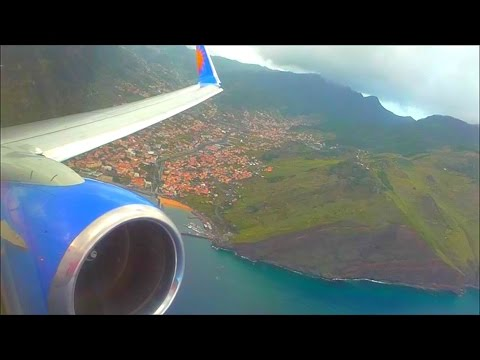 Jet2 Boeing 737-86Q | Madeira to Manchester *Full Flight*