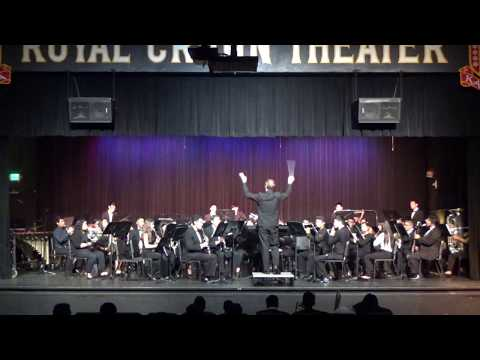 Katella HS 2018 Spring Concert || All Wind Band Performances