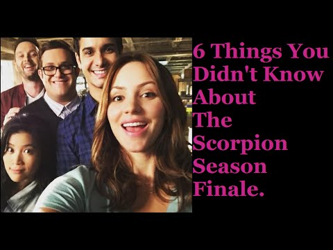 6 Things You Didn't Know About The Scorpion Season Finale