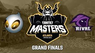 Zapętlaj SMITE Masters 2018 - Team Dignitas vs. Team Rival (Game 1/2) | SmiteVOD