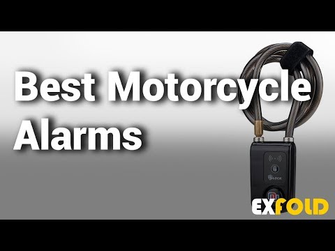 8 Best Motorcycle Alarms with Review & Details  - Which is the Best Motorcycle Alarm?- 2019