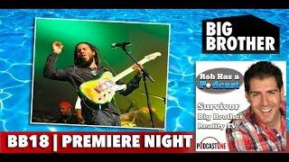 Big Brother 18 Special Friday Episode    BB18 Ep 27 Recap & Matt Hoffman Interview   August 19, 2016