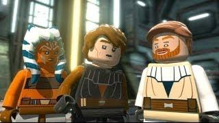 LEGO Star Wars III: The Clone Wars Walkthrough - Part 17 - Storm Over Ryloth