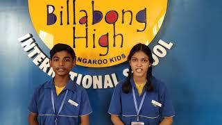 """Carnation """"Billabong High International School"""""""