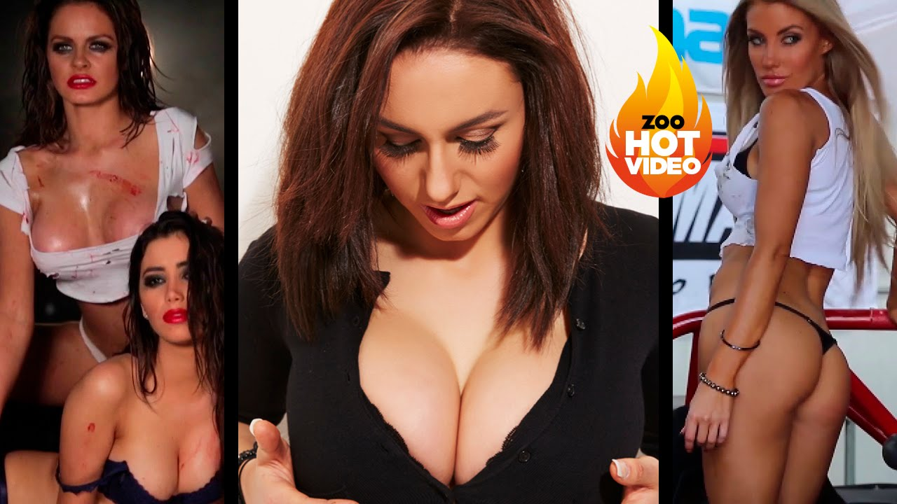Download The SEXIEST GIRLS of ZOO WEEKLY 2014 compilation! (Over 20 hot babes!)    Babes!
