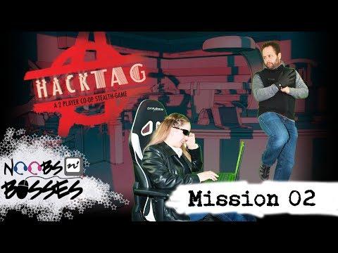 JUST GOT HACKED! | Hacktag | Mission 02 |