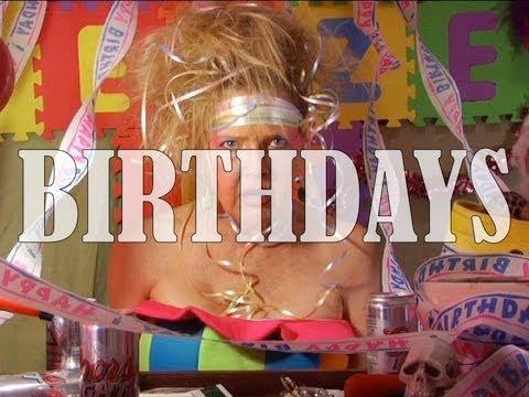 How I Seize It #118: BIRTHDAYS