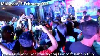 live show Nyong Franco Gemu Famire
