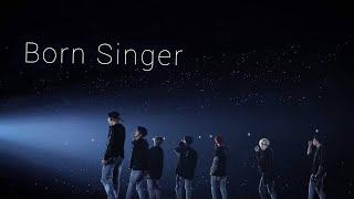 BTS - Born Singer【中韓歌詞】