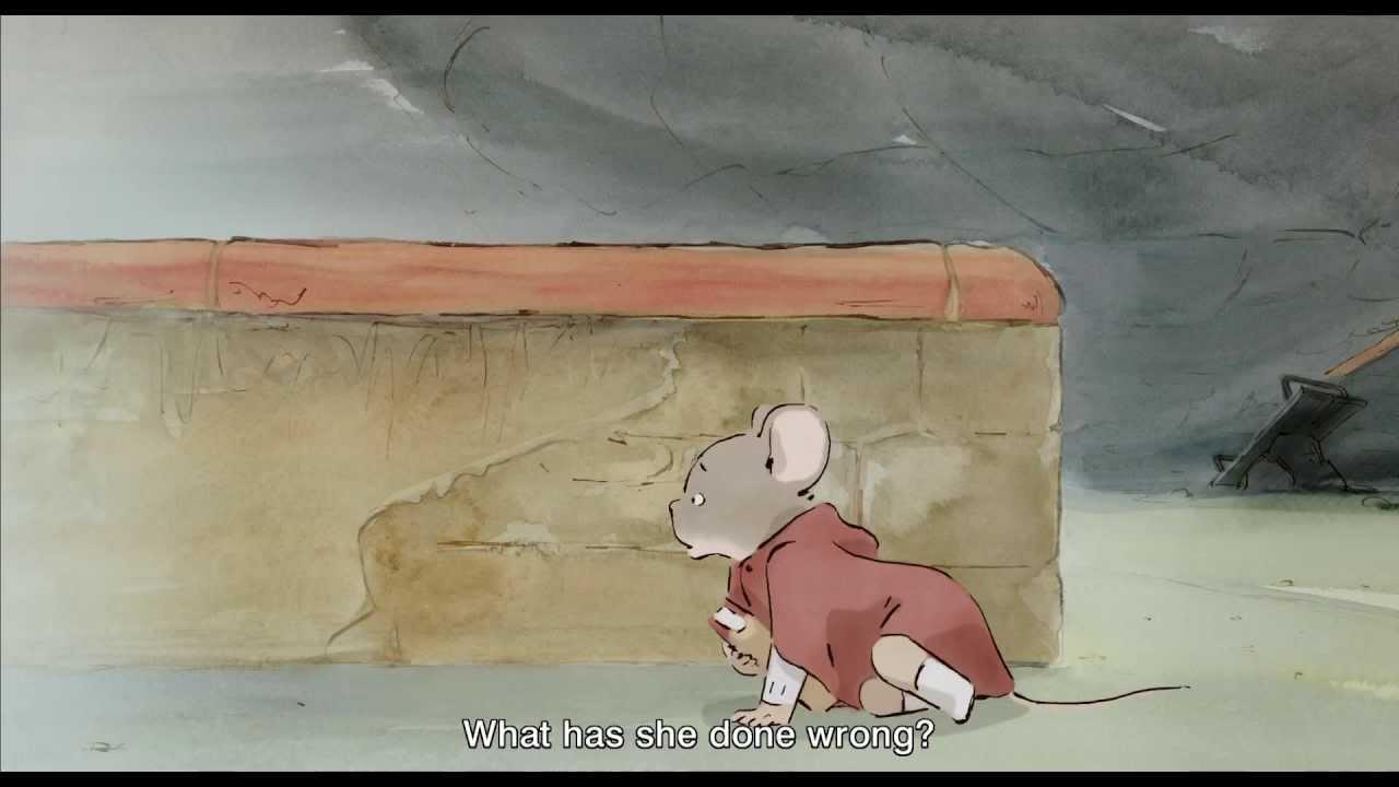 Ernest Et Celestine Trailer Hd English Subtitles F 2012 Anich Youtube