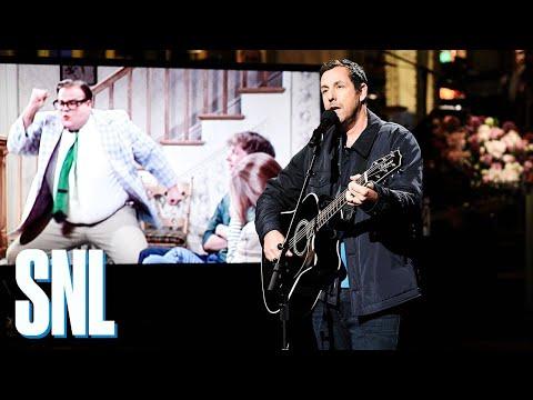Watch Adam Sandler's Tribute To Chris Farley