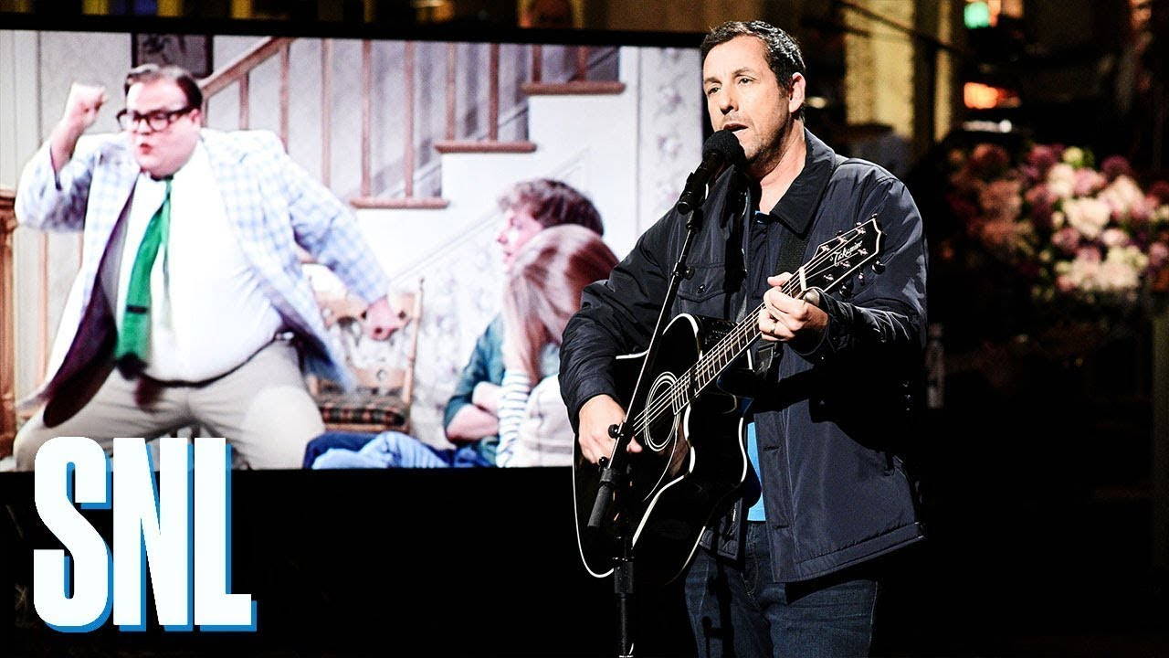 Adam Sandler on 'SNL': 3 Sketches You Have to See – Rolling