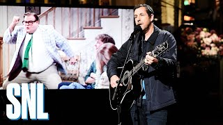 Adam Sandler sings a tribute to his friend and Saturday Night Live alum Chris Farley. #SNL #AdamSandler #ShawnMendes #SNL44 Subscribe to SNL: ...