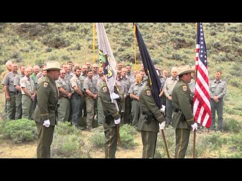 Idaho's Conservation Officers