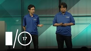 Android Meets TensorFlow: How to Accelerate Your App with AI (Google I/O