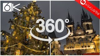 Prague 2019 City Center 360 - Christmas in the Old Town Square 2019