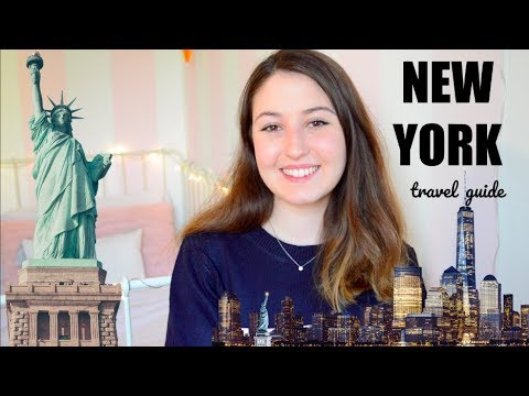NEW YORK CITY TRAVEL GUIDE 2018! | itsLucretia
