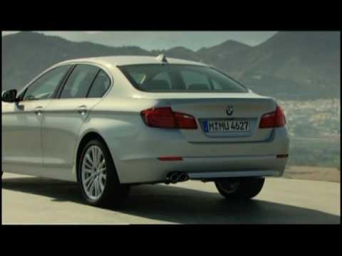 New BMW 5 Series Sedan Exterior View