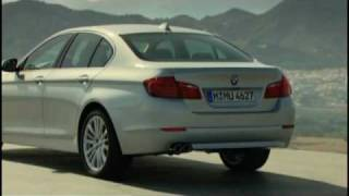 New BMW 5 Series Sedan Exterior View