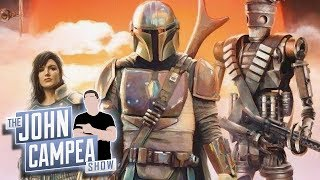 The Mandalorian Is Now The Top TV Show In The World - The John Campea Show