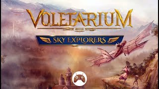 Voletarium: Sky Explorers Android / iOS Gameplay