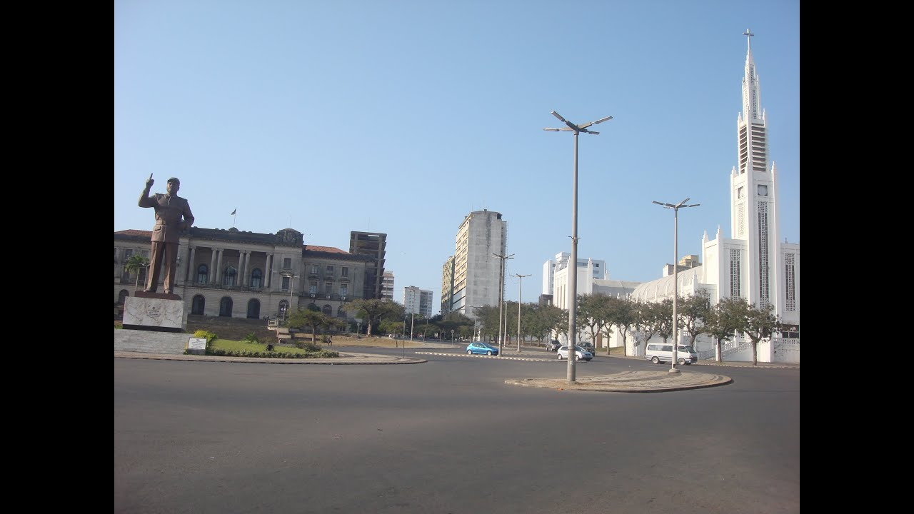 Maputo Mozambique  city pictures gallery : Maputo City Mozambique YouTube