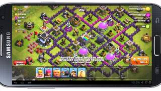Clash of Clans #67 - KRISTALL LIGA! / Let's Play Clash of Clans / Android_iOS