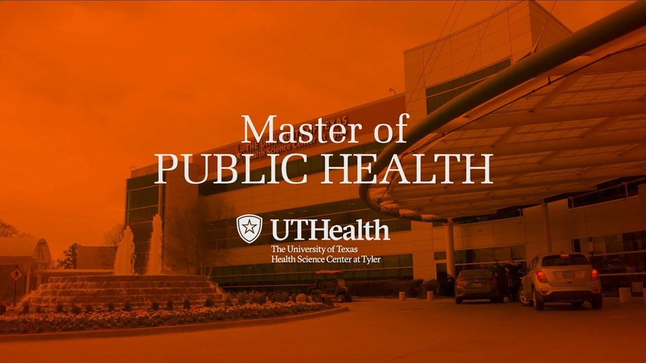 Master of Public Health | The University of Texas Health