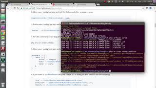 Laravel Auth dan Zizaco/Entrust Package