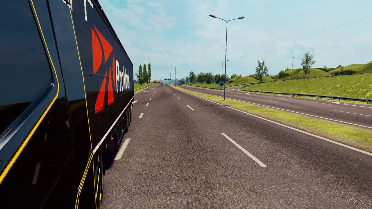 EURO TRUCK SIMULATOR 2 PROMOD 2 30 OPEN WORLD ALL MAP