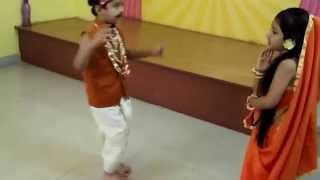 Sita Haran Act by Junior and Senior kg kids!!