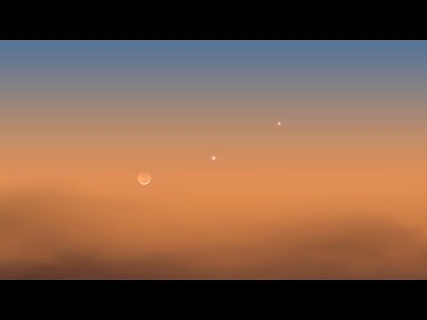 NASA ScienceCasts: A Sunset Sky Show