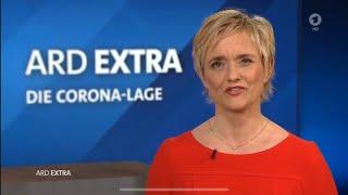 ARD extra: Die Corona-Lage, 27.3.2020