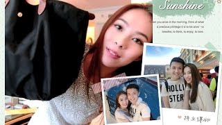 Cherrie's Daily~ Vlog in Macau2014 part1 + What's in my travel bag? Thumbnail