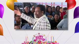 Gambar cover A Birthday PRESENT for Senior Prophet TB Joshua....from Charis Missionary Church
