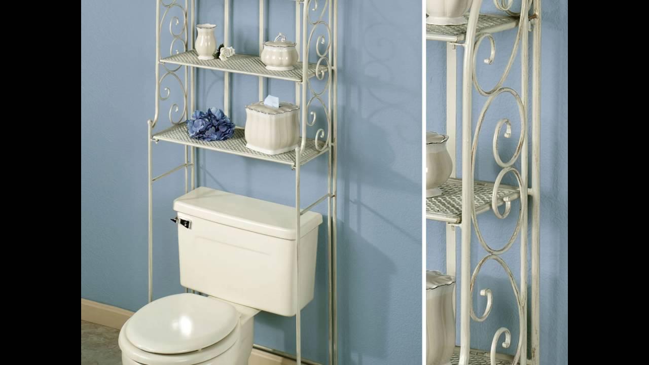 Bathroom cabinet space saver - Bathroom Space Saver