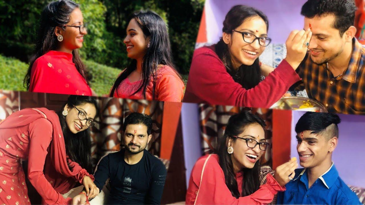 रक्षाबंधन 2020   Pahadi Vlog   Koni Pathak  