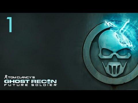 Прохождение Ghost Recon: Future Soldier - Часть 1 — Проворный страж + Раздача дисков