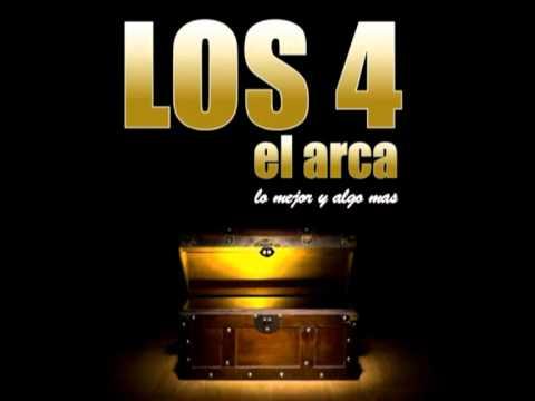 LOS 4 ► No La Recuerdo (OFFICIAL WEBCLIP) (BACHATA VERSION)