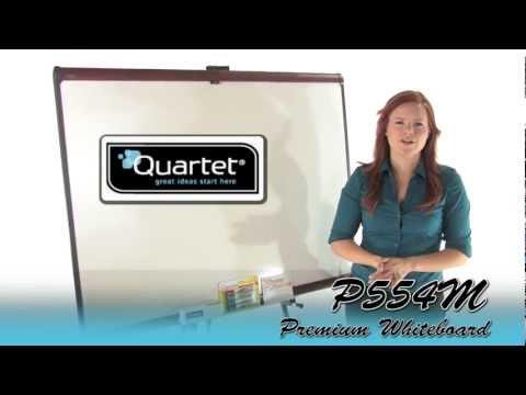 quartet-p554m-prestige-magnetic-erase-board