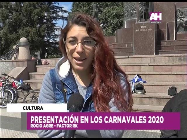 JOSE SANCHEZ   UNION DE GRUPOS DE DANZAS PARA ACTUAR EN LOS CARNAVALES 2020