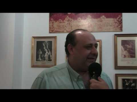 CANAL SEVILLA RADIO - SANTA MARTA - PRESIDENTE DE LOS BARMAN