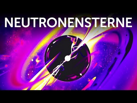 Neutronensterne - Die außergewöhnlichsten Dinge, die keine Schwarzen Löcher sind