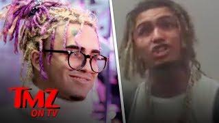 Lil Pump Had An Intense Showdown With Miami Cops | TMZ TV