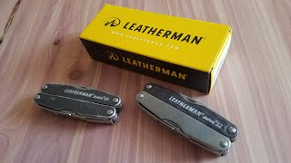 Leatherman Juice: old style vs new style - what