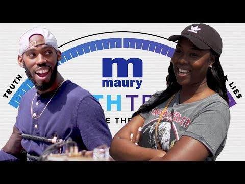 Is the wedding still on? | The Truth Truck | The Maury Show