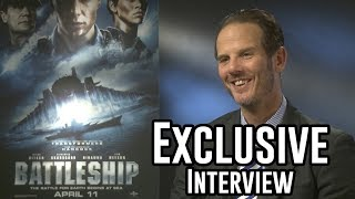 Director Peter Berg - Battleship Exclusive Interview